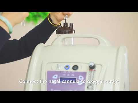 CleanQ Oxygen Concentrator 5 LPM
