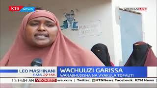Wachuuzi wa Daadab walalama unyanyasaji kutoka kwa polisi
