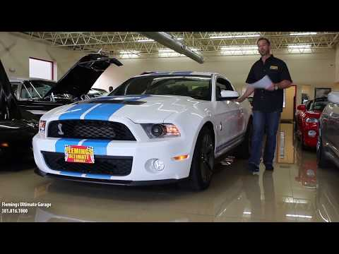 2012 Ford Mustang Shelby GT500 for Sale - CC-1045433