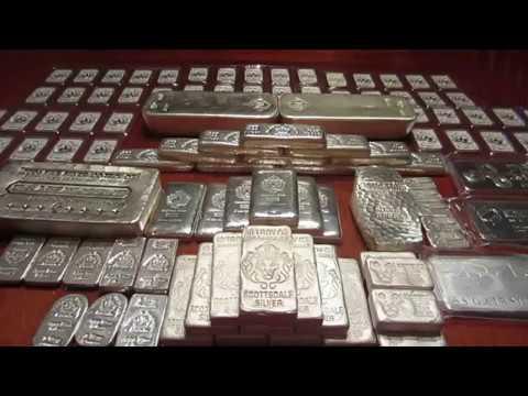 como almacenar metales preciosos