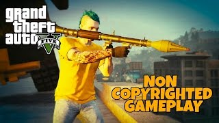 Grand Theft Auto V Non Copyrighted Gameplay
