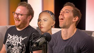 ROBOTS Are Bringing People Back from the DEAD - Dude Soup Podcast