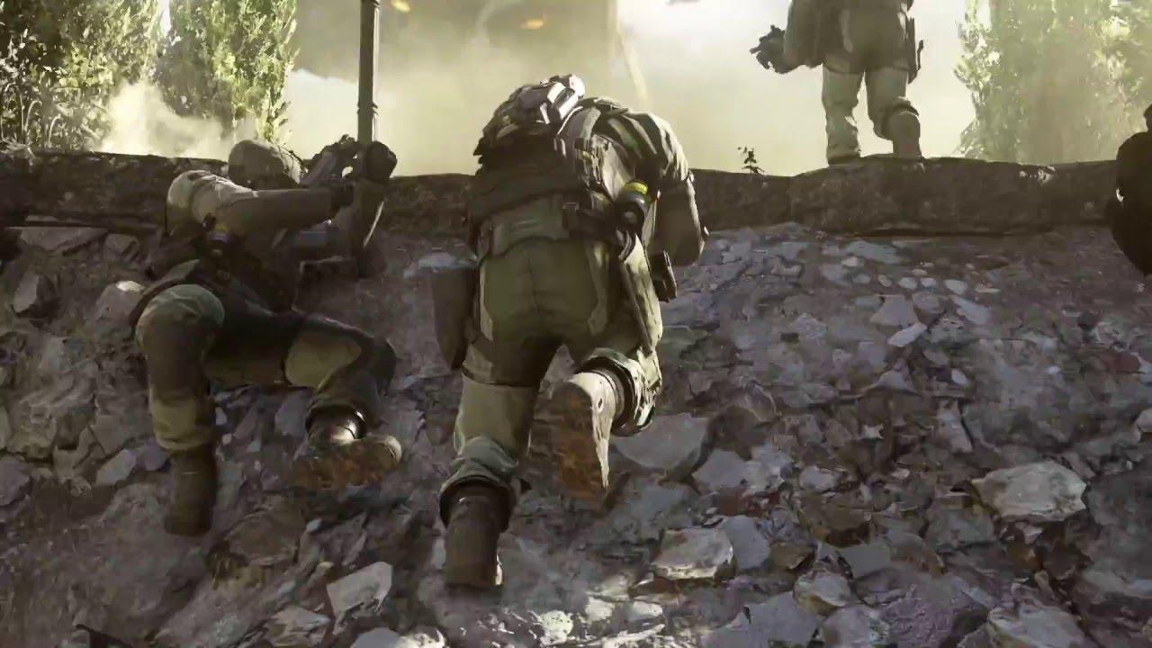 Call of Duty: Infinite Warfare llegará el 4 de noviembre a PS4