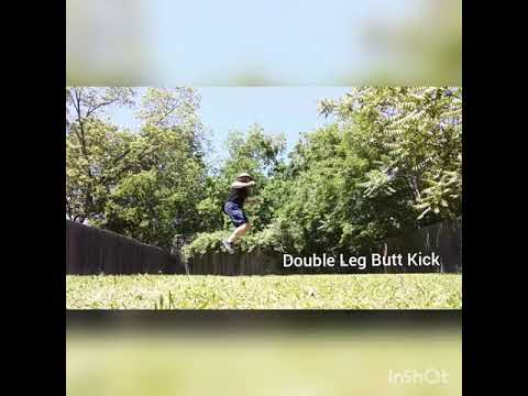Double Leg Butt Kick
