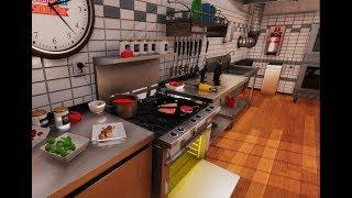 БЫВШАЯ РАБОТА ЕВГЕНИЧА (Cooking Simulator)