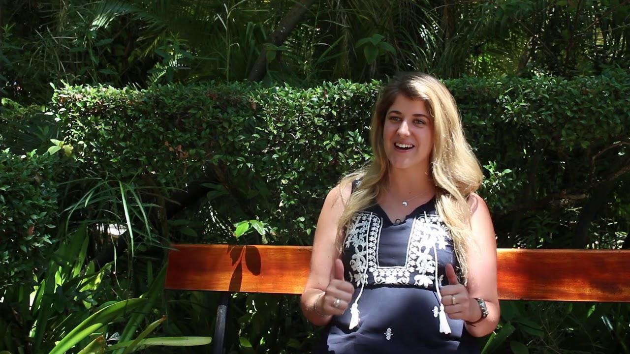 Studentin Mikhaila von der Universität Stellenbosch berichtet über ihren Austausch in Leipzig