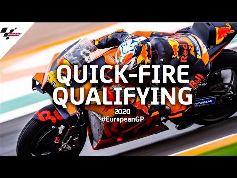 中上貴晶は3番手スタート。MotoGP ヨーロッパGP 予選ダイジェスト動画