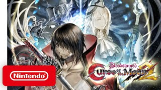 Nintendo Bloodstained: Curse of the Moon 2 - Launch Trailer anuncio