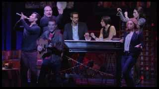 """Zachary Levi, Krysta Rodriguez And The Stars Of """"First Date"""" Have Flirty Fun On Opening Night"""