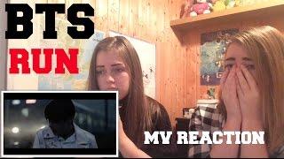 BTS - RUN // MV REACTION  (#RUNwithBTS!)
