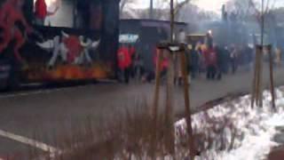 preview picture of video 'Hambrigger Ochseköpf Philippsburg 2013 vor Umzug'