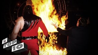 Kane's Most Demonic Moments: WWE Top 10