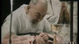 VÍDEO: Assim foi a última Missa do Padre Pio, poucas horas antes da sua morte