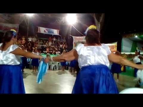 dança da terceira idade em ANAJÁS