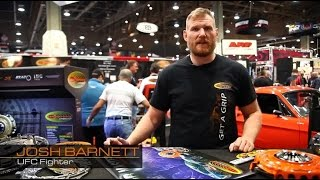 Getting A Grip On SEMA 2014 With Centerforce