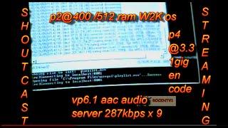 shoutcast streaming server : ROCKNTV1