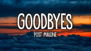 Post Malone   Goodbyes (Lyrics) Ft. Young Thug