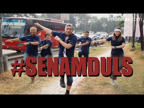 SENAMDULS (SKJ88) InfoGadingGroup #SenamDuls Asian Games 2018