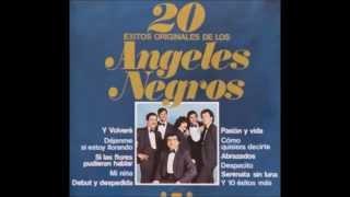 Vete En Silencio - Los Angeles Negros