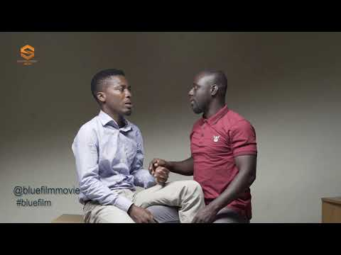 "Trailer: ""Blue Film"" starring Lawyer Ntim & Clemento Suarez"