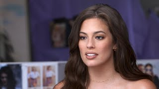 Ashley Graham On Proudly Displaying Her Cellulite