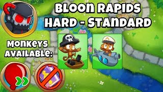 BTD6 Advanced Daily Challenge - September 27, 2018 - MATHGODpi
