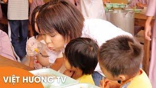 Chuyến Từ Thiện Đầu Năm 2015   Việt Hương