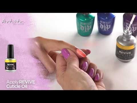 Quick Look: Ombre Nail Art