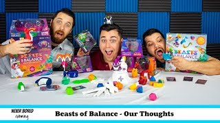 Beasts of Balance - Our Thoughts (Board Game)