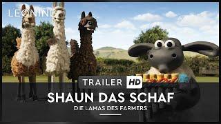 Shaun das Schaf - Die Lamas des Farmers Film Trailer