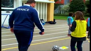 Film pédagogique Le Football à l'école
