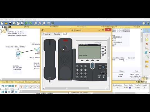 Cisco CCNA Training Video Cisco Call Manager part 2 - YouTube