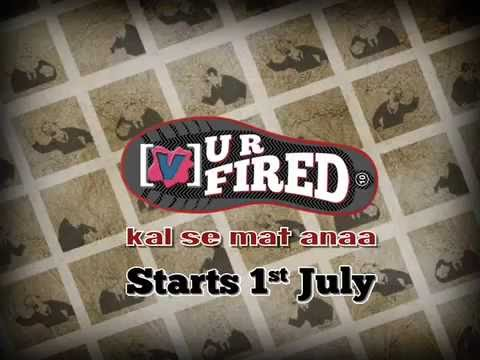 Channel V - You are fired promo Ft. Simran Suri