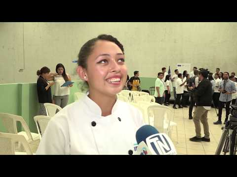 INJUVE entrega becas en especialización de cocina internacional a jóvenes