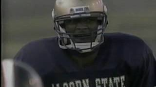 1994 Capital City Classic: Jackson St  Tigers vs Alcorn St  Braves