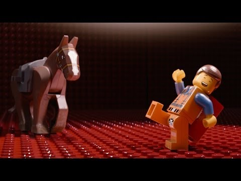 The Lego Movie Promo 'Chinese New Year'