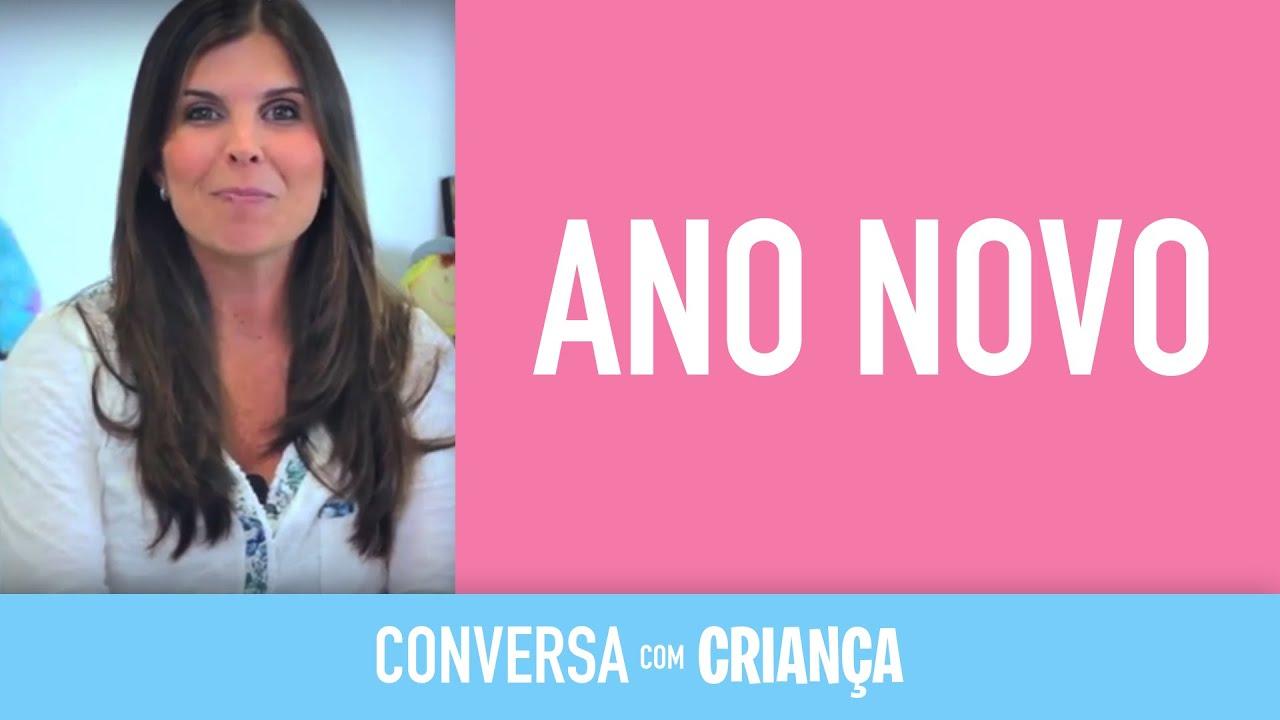 Ano Novo- Feliz 2014 | Conversa com criança | Psicóloga Infantil Daniella Freixo de Faria