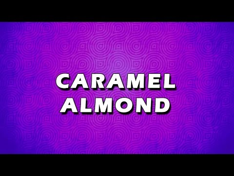 CARAMEL ALMOND | EASY TO LEARN | EASY RECIPES