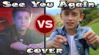 MattyBRaps & Johnny Orlando (See You Again - Cover)