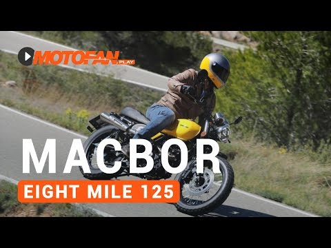 Vídeos de la Macbor Eight Mile 125