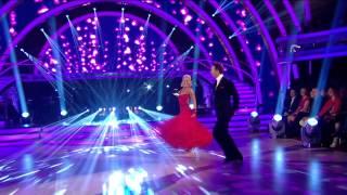 Michael Vaughan & Natalie Lowe - Waltz - Week 1 - Strictly Come Dancing 2012