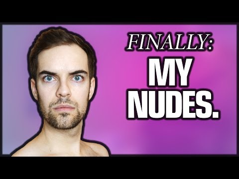 FINALLY: MY NUDES. (JackAsk #81)
