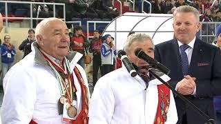 В Хабаровске официально стартовал 38-й чемпионат мира по хоккею с мячом