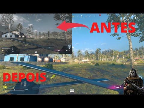 Como melhorar a visibilidade no Warzone!!! AMD