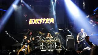 Exciter - Beyond the Gates of Doom, Thrash Attack 2017, Lima - Peru