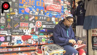 A Dope Vintage Clothing Shop In Tokyo