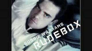 Robbie Williams - Kiss me [Rudebox Album]