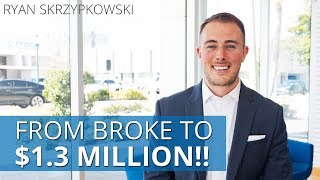 New Real Estate Agent Went From Broke to $1.3 Million in GCI in Three Years!