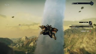 Just Cause 4 2018 Game Play with Commentry Part 5 Explosive Game Play WE FLY INTO A TWISTER