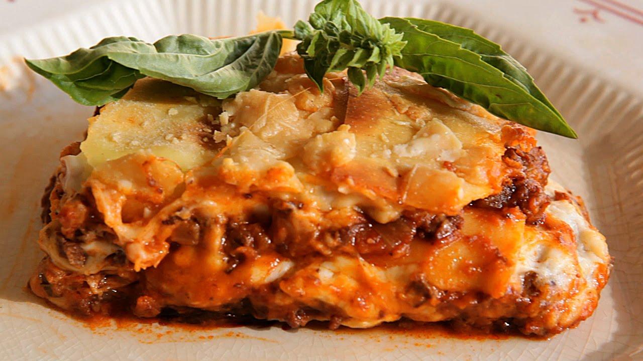 Lasagna All Recipes Australia Nz